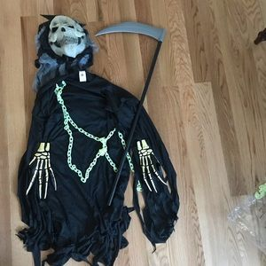 Other - Reaper costume with scythe